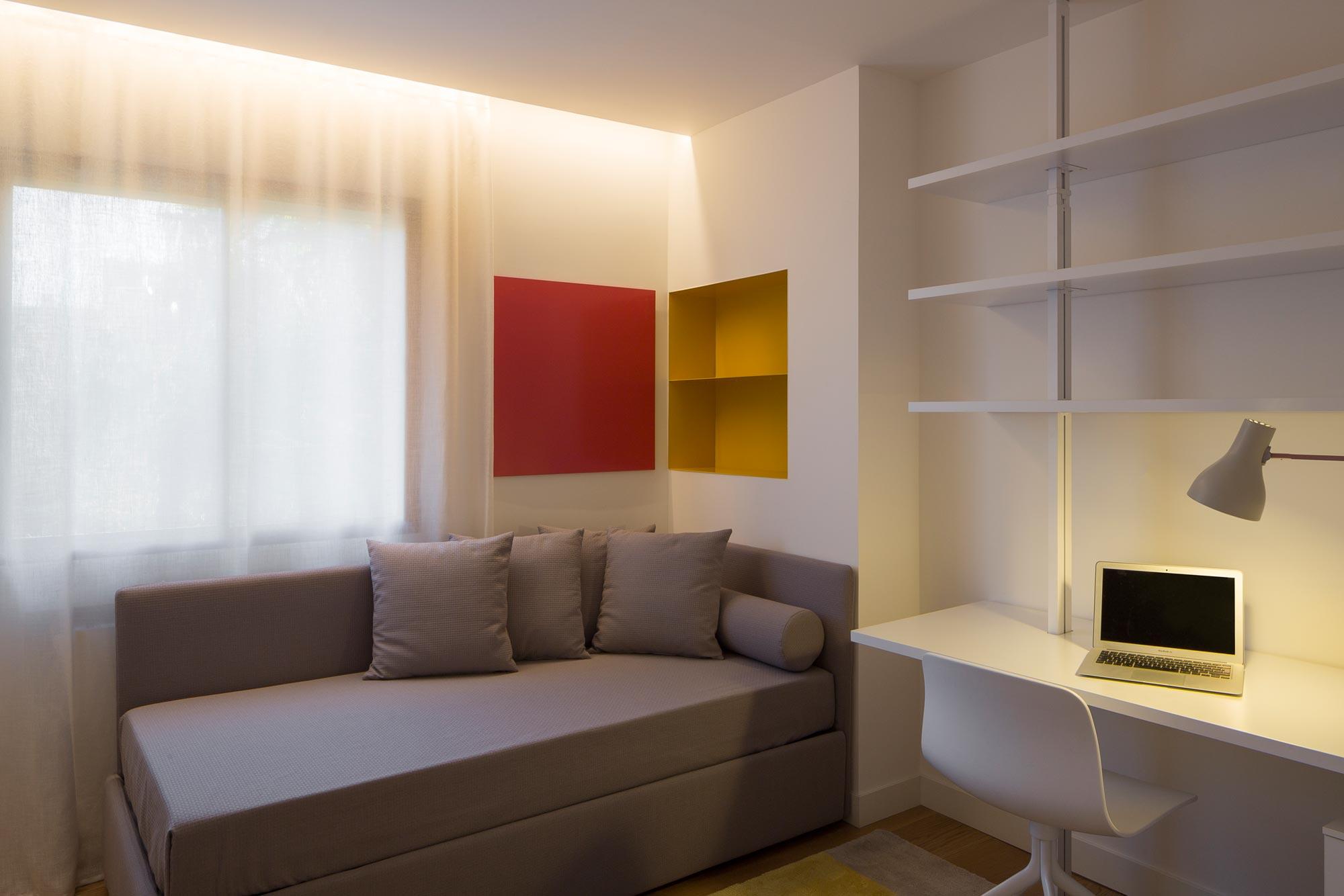 Detalle iluminaci n dormitorio light studio - Iluminacion dormitorio ...