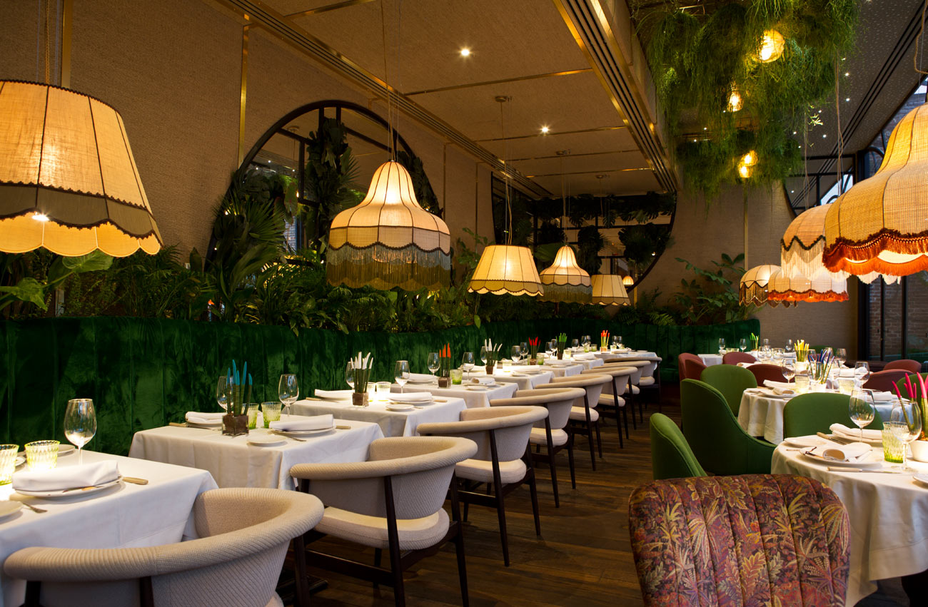 Proyecto Iluminaci N Restaurante Amaz Nico Light Studio