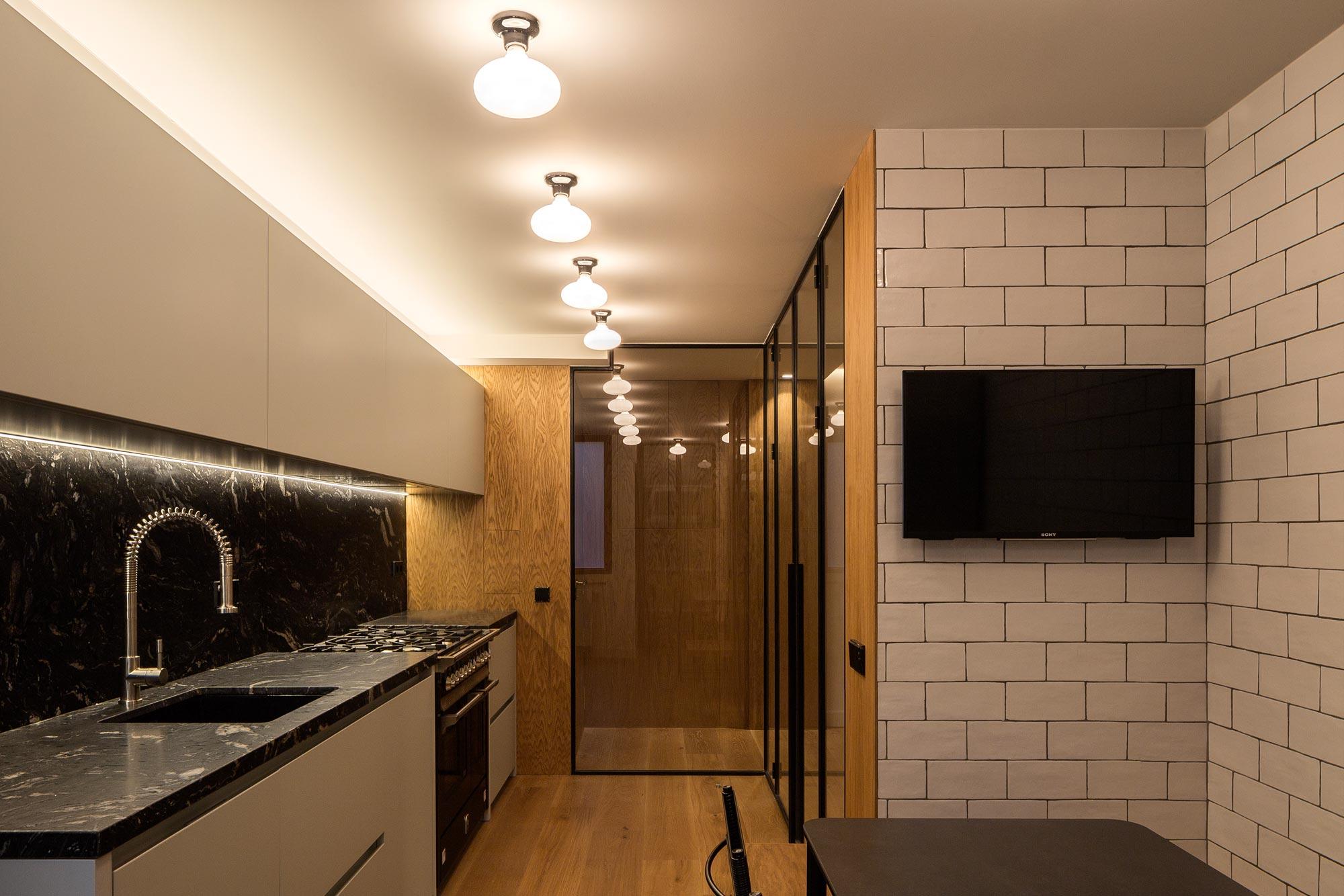 Proyectos de Iluminación casas Madrid | Light & Studio