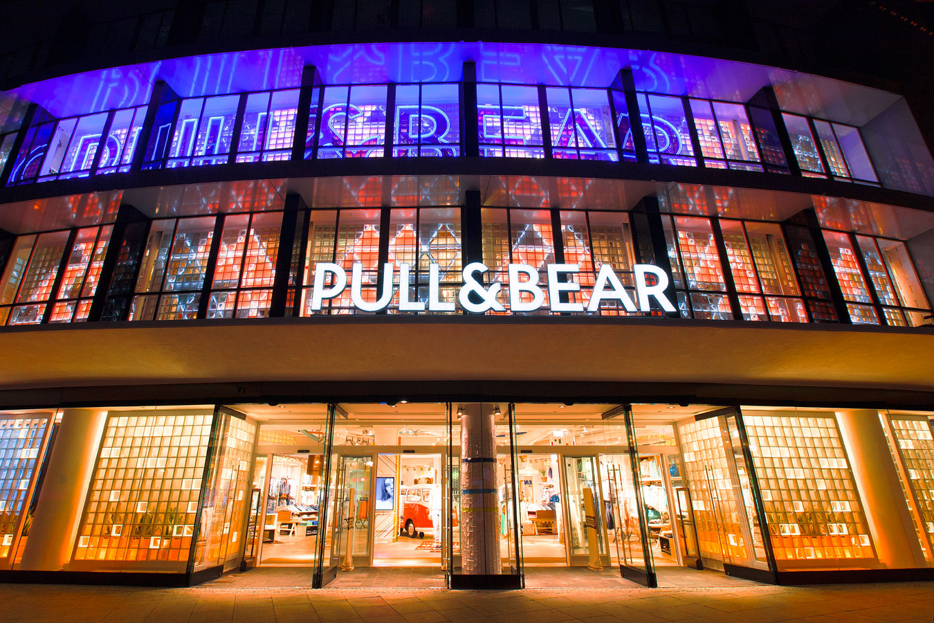 pull and bear münchen
