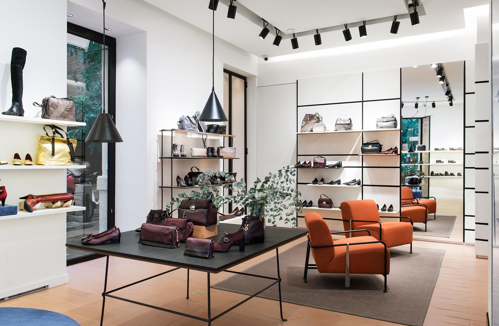 Project Lighting Retail | Hispanitas | Light & Studio