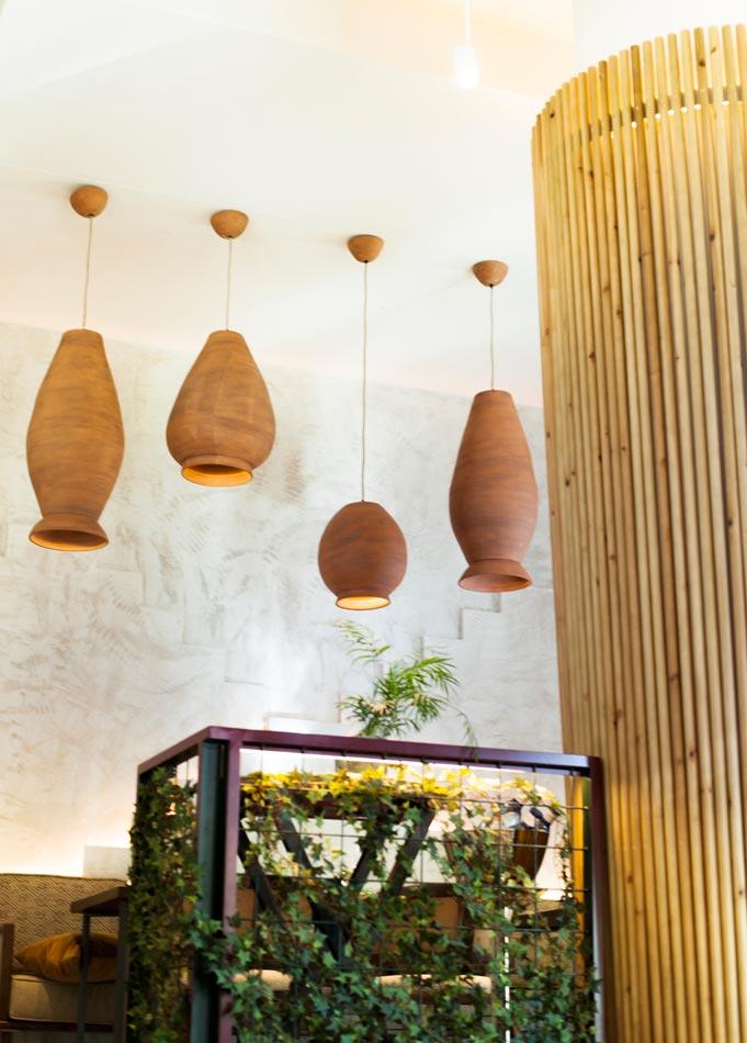 Proyectos iluminación restaurantes orientales