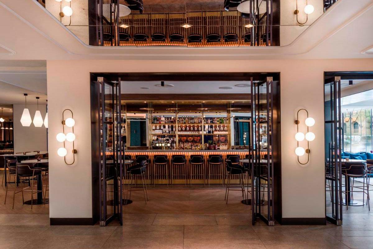 Proyecto iluminación Hotel Royal Viking Estocolmo