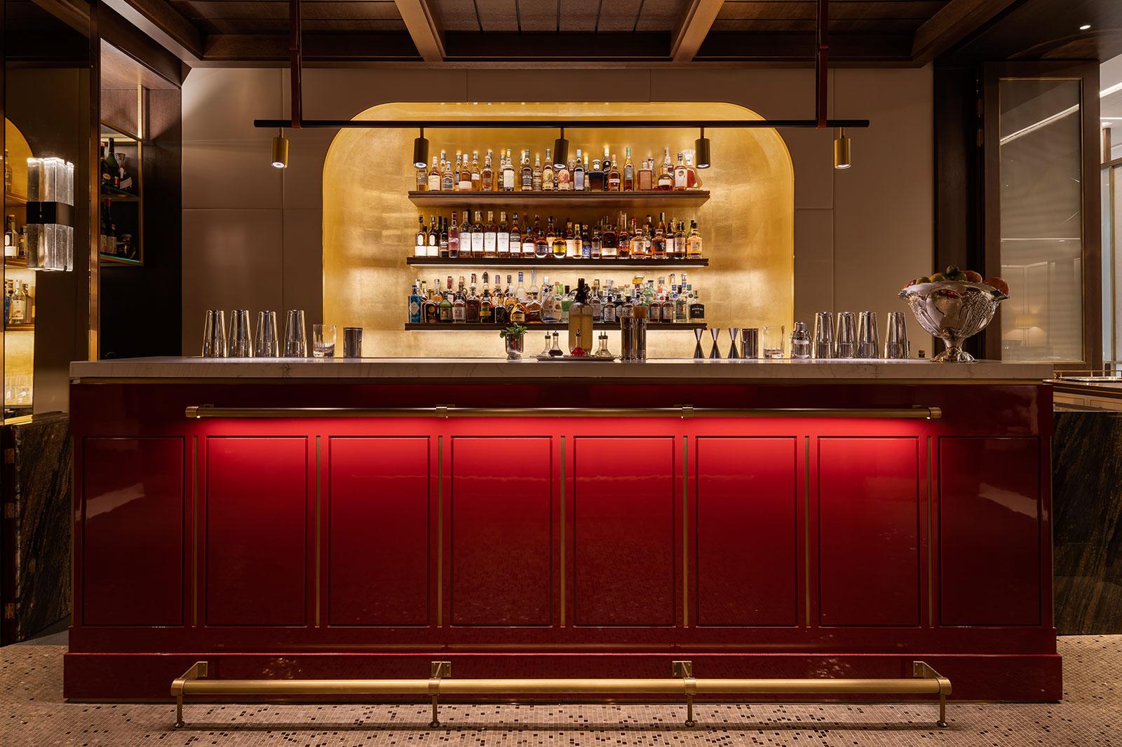 Ideas iluminación barras restaurantes