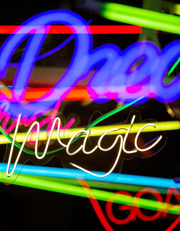 Proyecto iluminación Vivid Lounge Ikono